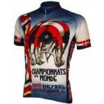 1935 World Championships	 Retro Cycling Jersey